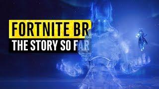 Fortnite | The Story So Far... All Live Events and Cinematics (Season 3 – Season 7)