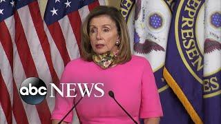 Pelosi says White House declined $2T coronavirus deal