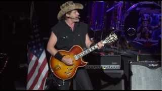 Ted Nugent Motor City Mayhem The 6000th Show - Wango Tango