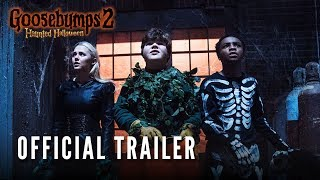 GOOSEBUMPS 2: HAUNTED HALLOWEEN HD