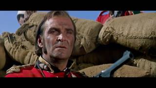"""Zulu"" 1964 Movie -  Final Battle Including ""Men of Harlech"" Song. - YouTube"