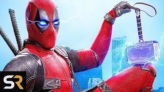 How Deadpool Became Worthy Of Lifting Thor's Hammer