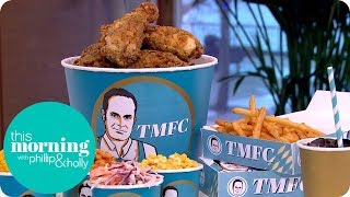 Phil Vickery's Southern Fried Chicken | This Morning