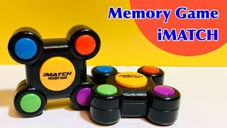 $3.25 Memory Game iMATCH | How good is your memory   🧠 🧠 🧠  ??? | Five Below Toy Reviews - 🧠
