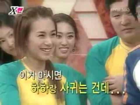 Dangyunhaji-Chae Yeon vs HaHa eng sub