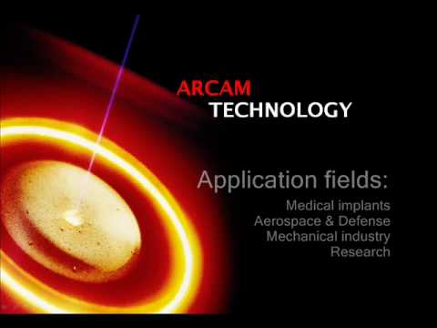 Arcam EBM at Sirris Belgium