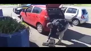 PRF apreende explosivos e cocaína e prende dois suspeitos na BR-290, em Rosário do Sul