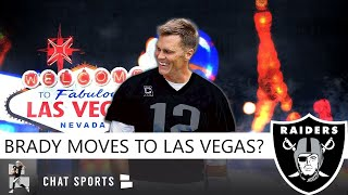 Tom Brady Buys Home In Las Vegas? Raiders Rumors & News: Tom Brady Free Agency + Derek Carr Reaction