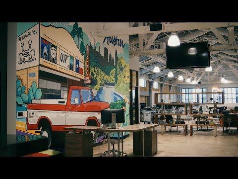 Inside Walmart's New Tech Incubator in Austin, Texas