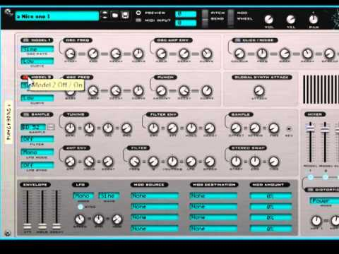 Rob Papen PunchBD RE introduction