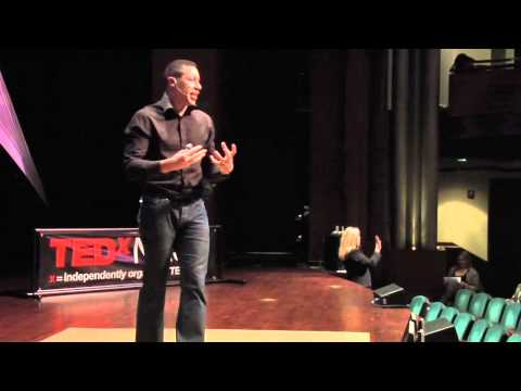 TEDxNASA - Frans Johansson - The Future is Diverse and ...