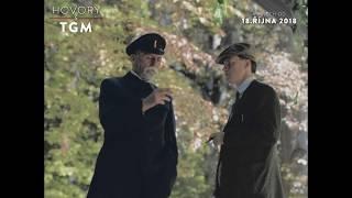Trailery HD - UKÁZKA - TGM jako buřic nadává na muže října - Zdroj: