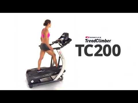 video Bowflex TreadClimber TC200