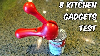 8 Kitchen Gadgets put to the Test - part 12