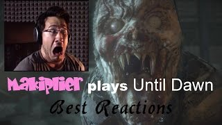 Markiplier's Until Dawn Funny Moments