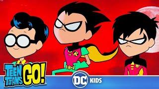 Teen Titans Go!   Robin's Training   DC Kids