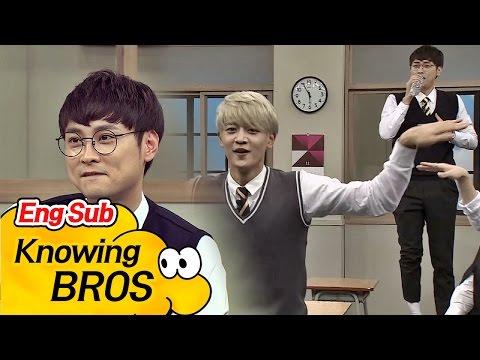 [미공개 ]샤이니(SHINee) 신곡 발표에 밀린 쌈자의 깨알 복수! 넌 살아있다~~♪ 아는 형님(Knowing bros) 50회