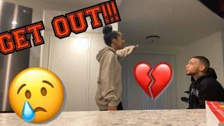 I BROKE UP WITH KAE **SHE CRIES** (prank!!!)