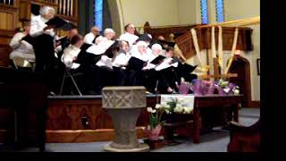 """Good Life Singers:  """"Down By The Riverside"""""""