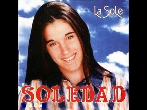 Soledad - La Sole (1997) Disco completo.