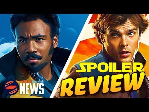 Solo: A Star Wars Story - Review! (Spoiler)