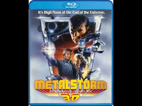 Metal Storm in 3D 1983 4K SBS