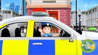 Police Song!   Nursery Rhymes For Kids   Little Baby Bum   The After School Club