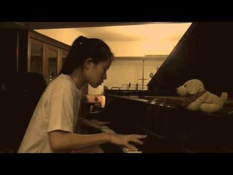 苏打绿 Sodagreen - 喜欢寂寞 -  钢琴版 Piano Cover by Elizabeth