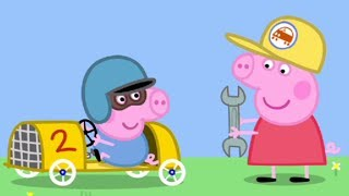 Peppa Pig Episodes | 1 Hour of Peppa Pig! | Cartoons for Children