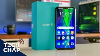 Honor 8X Unboxing - Best Phone Under $250? | The Tech Chap