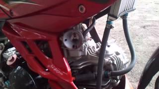 Kawasaki Fury 125cc