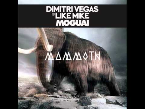 Dimitri Vegas & Moguai & Like Mike - Mammoth (Original Mix)