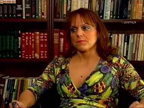 Entrevista de Deirdre de Aquino Neiva à TV Justiça sobre guarda compartilhada