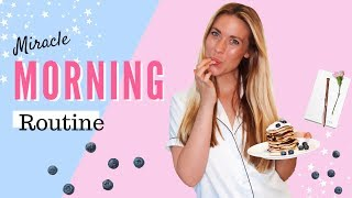 MY HEALTHY MORNING ROUTINE 💖 mindset, home workout, breakfast