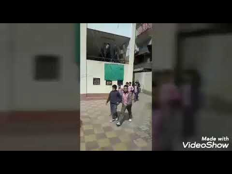 خطة اخلاء مدرسة حلمية الزيتون بنات - إدارة الزيتون التعليمية