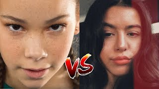 Haschak Sisters - (Girl Power) VS Sophia Grace - (Can't Sleep)