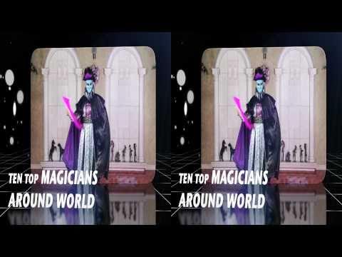 [3DPLAN] Magicworld 3D Trailer [3D Ver.]