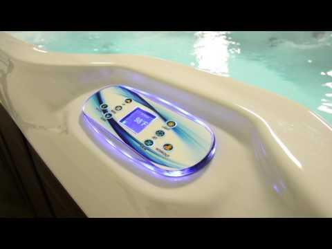 Premium Leisure Variable Speed Swim Spa
