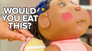 Would You Eat This Doll? | Cabbage Patch Kids Cake | How To Cake It