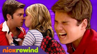 Freddie Getting Beat Up for 8 Full Minutes 🤕🥊   iCarly