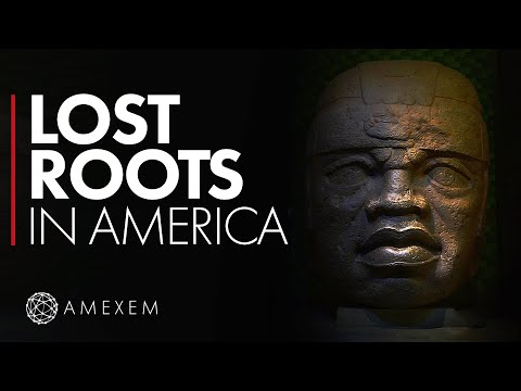 Olmec Heads, Moorish History & African Artifacts in America: Lost Roots in America