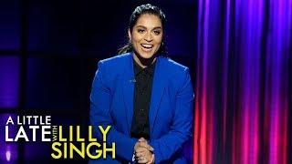 Lilly Responds to Comments About Her Sexuality