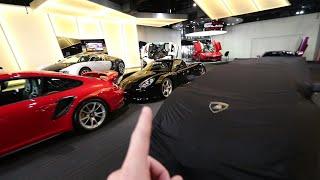 Finding a Mysterious $5Million Lamborghini 🤫