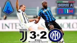 JUVENTUS-INTER 3-2 PARTITA ASSURDA! Sono INCAZ*ATO NERO!!!
