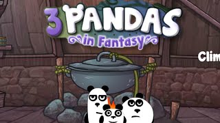 3 Pandas in Fantasy Walkthrough