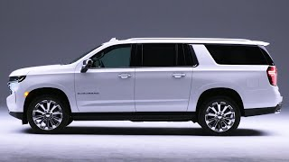 Best 8 LUXURY LARGEST SUVs in 2020-2021 that will make your family feel like the emperor FullsizeSUV