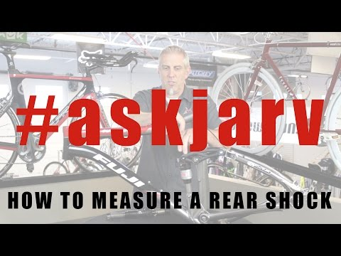 #AskJarv: How to Measure Your Rear Shock