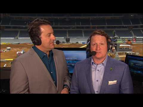 After the Checkered Flag - Arlington - Race Day LIVE 2019