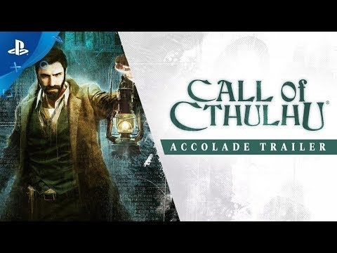 Call of Cthulhu: The Official Video Game Trailer