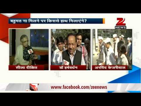 What CM candidates of Delhi say for the upcoming polls